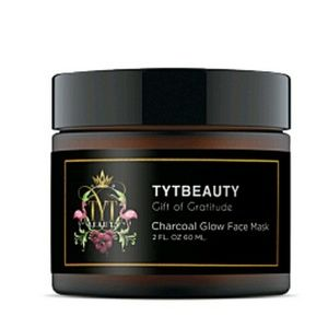 Charcoal Glow Face Mask by TYTBEAUTY
